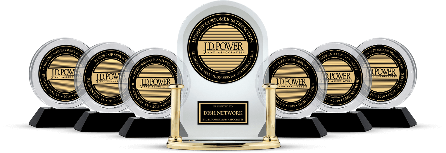 DISH Customer Satisfaction - Ranked #1 by JD Power - Cable Technologies in Kirksville, MO - DISH Authorized Retailer