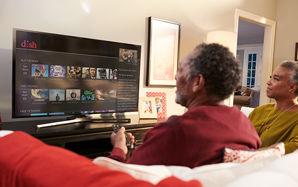 Customers 55+ Receive their first On Demand Movie Rental FREE Each Month from Cable Technologies in Kirksville, MO